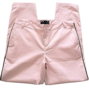 Oakley Bella Chino Golf Pant Fluffy Pink Trousers